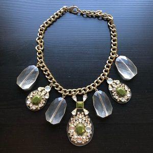 BANANA REPUBLIC: statement necklace